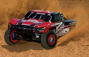 Traxxas Slash 4WD Ultimate 2,4Ghz 1:10 RTR