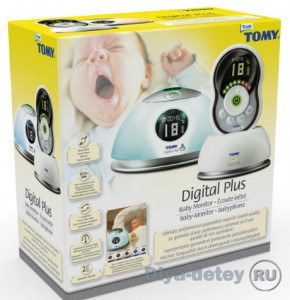 Радионяня Tomy Digital plus TD350