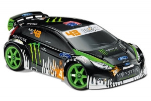 Traxxas Fiesta Rally Ken Block Brushless 1/16 (TRA7309)