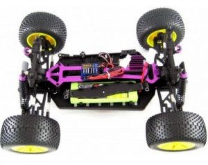 HSP Electric Truggy Tribeshead-2 4WD 1:10 - 94124 - 2.4G