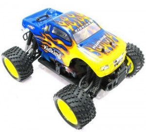 HSP 94186 Electric Off-Road KidKing 4WD 1:16 2.4G