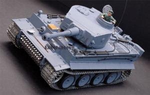 Танк Heng Long German Tiger 1:16 - (3818-1 PRO)