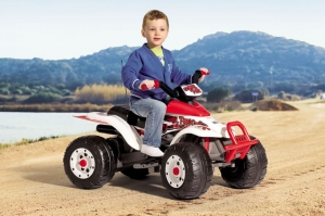 Электромобиль Peg-Perego CORRAL T-Rex 2012 NEW