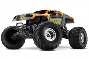 Traxxas Maximum Destruction 1:10 RTR